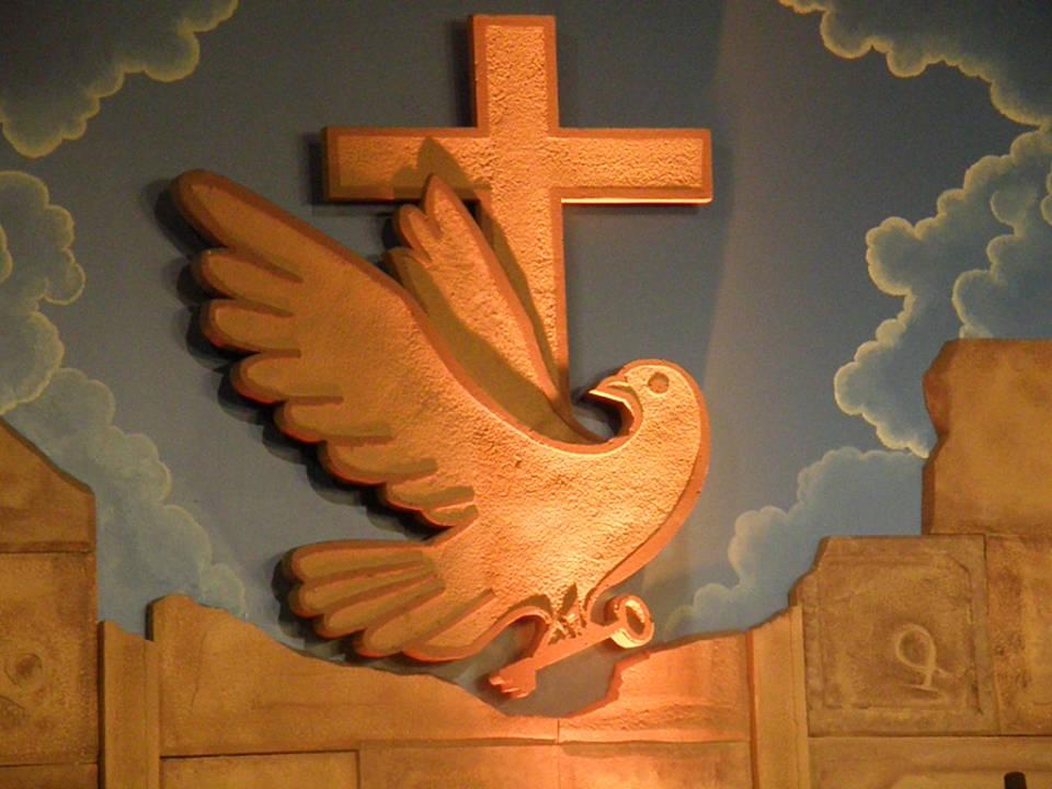 Սուրբ Հոգին՝ Նոր Կեանքին Զօրութիւնը