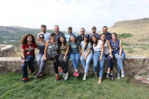 Mission in Armenia 2018