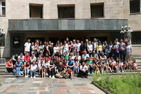 Annual Retreat 2021 in Armenia