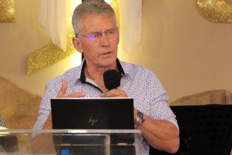 The Correlation Between Communion & Corruption - Dave Hodgson